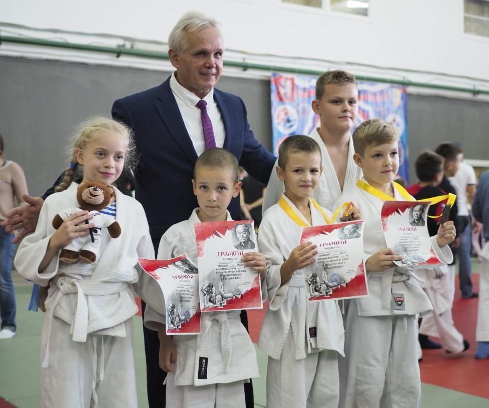 Участие СКРБ «Патриот» в открытом турнире по Дзюдо на призы спортивного клуба LUDUS DOME